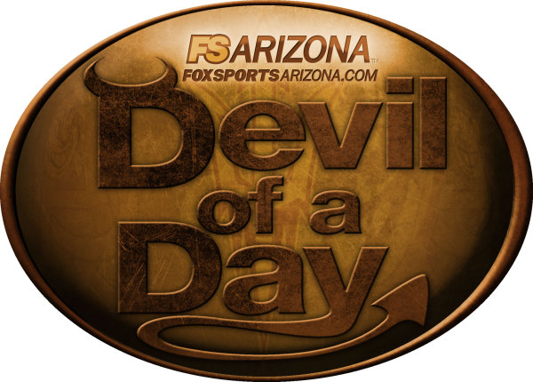 Devil of A Day show produced by FOX Sports Arizona
